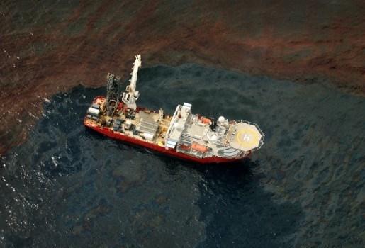Belgische baggeraars kunnen olielek VS helpen dichten