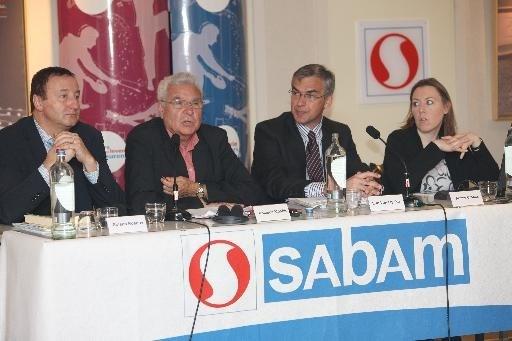 Sabam ziet omzet met 9,4 procent afnemen in 2009