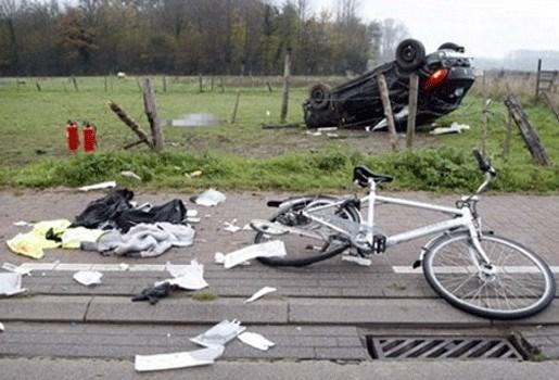 Parket gaat in beroep tegen milde straf doodrijder Oosterzele