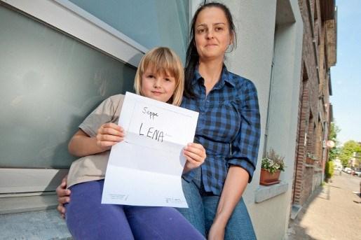 Politie gebruikt kindertekening als bewijs voor sluikstorting