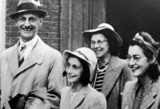 "Woede over publicatie ""seksuele relatie"" Anne Frank"