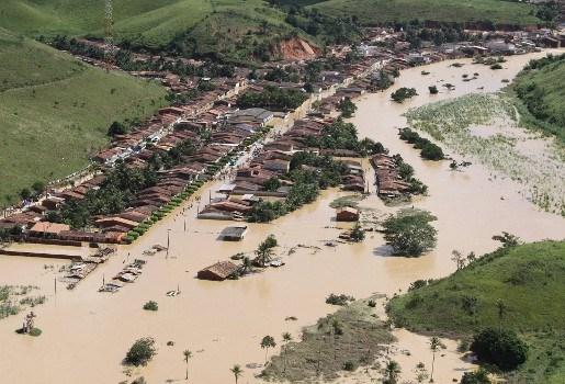 1.000 vermisten bij overstromingen Brazilië