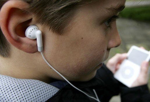 Eén uurtje mp3-speler luisteren al goed voor gehoorschade