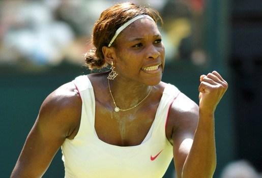 Serena Williams naar tweede ronde