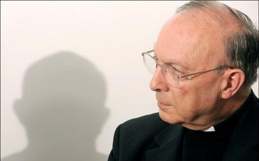 Aartsbisschop Léonard ontvangen door de paus