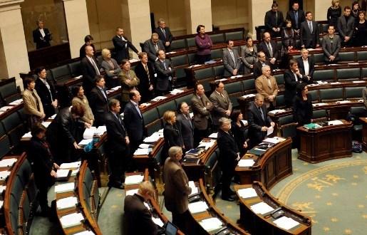 Vandaag eedaflegging voor 150 Kamerleden en 40 senatoren