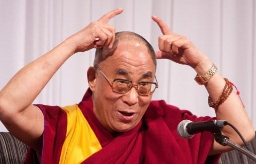 Dalai lama droomt wel eens over vrouwen