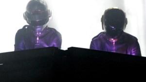 Werkt Daft Punk aan nieuw album?