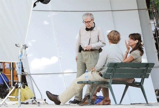 Zwakke acteerprestaties Carla Bruni ergeren Woody Allen