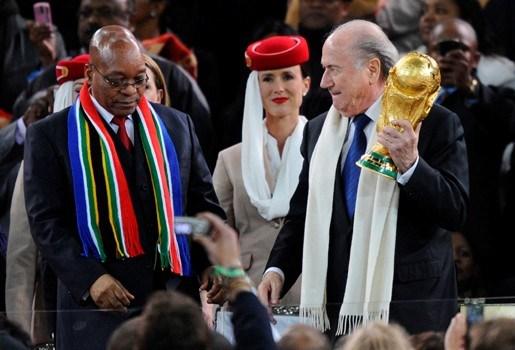 België en Nederland maken knieval voor FIFA