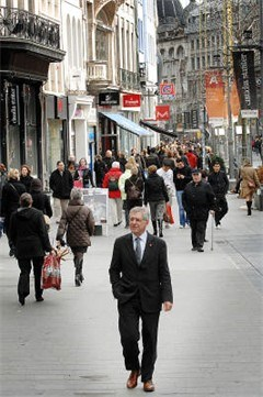 Huurprijzen winkels blijven klimmen