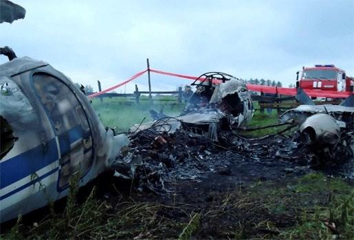 Vliegtuigcrash in Siberië eist 12 mensenlevens
