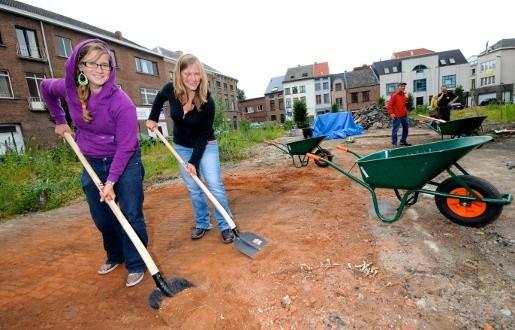 Archeologen starten met opgravingen aan Ganzendries