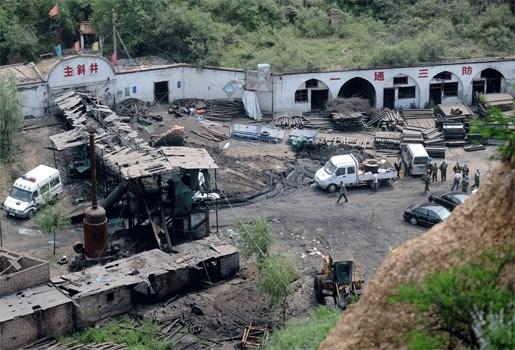 Negen mijnwerkers sterven door gasexplosie