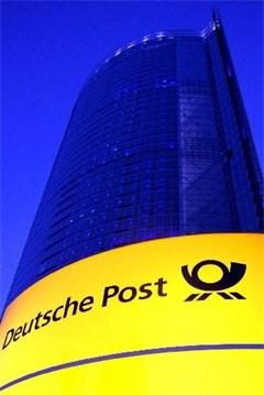 Deutsche Post trekt vooruitzichten op