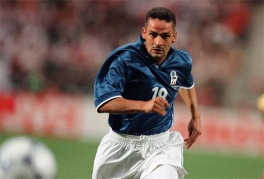Roberto Baggio keert terug naar voetbal