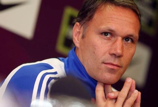 Marco Van Basten nieuwe bondscoach Japan?