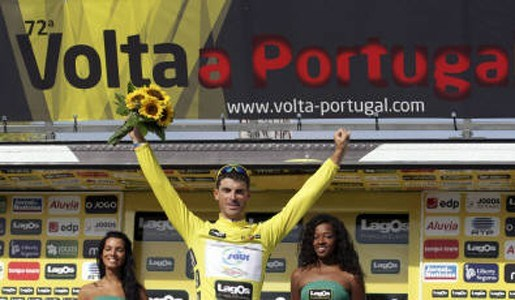 Engoulvent wint proloog in Ronde van Portugal