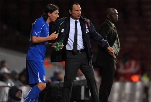 Prandelli debuteert met nederlaag