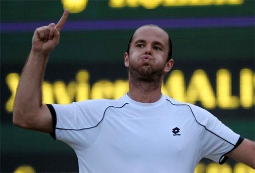 Davis Cup: Malisse past voor duel tegen Australië