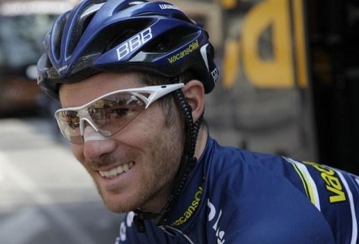 Romain Feillu neemt leiding over in Tour de L'Ain