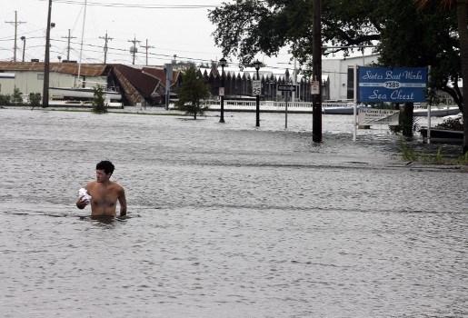 Dit is de toekomst: nog meer natuurrampen