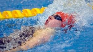 Vrouwenploeg 4x100 meter wisselslag naar finale