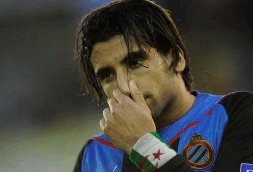 Dahmane zwaait af bij Club Brugge