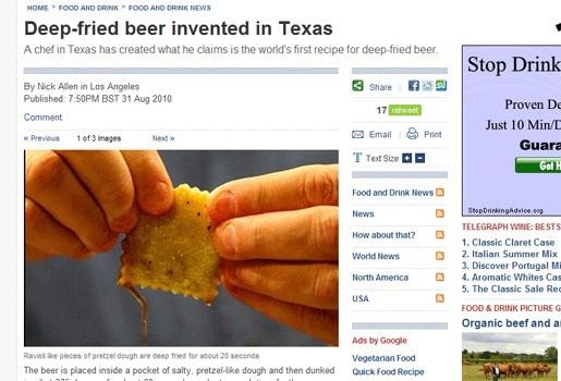Frituur je bier