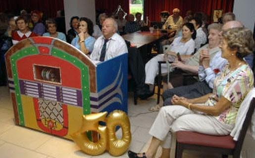 Bewoners Wissekerke op reis in twintigste eeuw