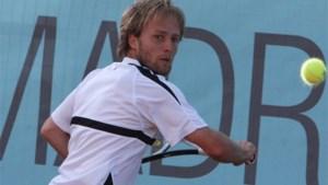 Christophe Rochus sneuvelt in kwartfinales Challenger