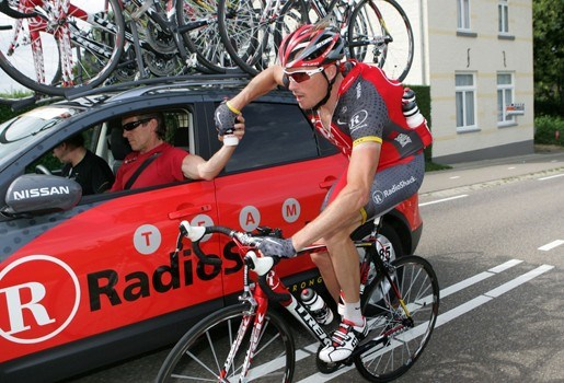 RadioShack mag toch naar Lombardije
