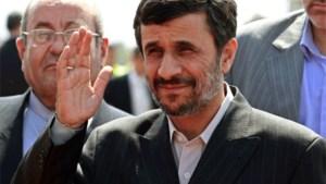 Ahmadinejad vraagt VS om acht landgenoten vrij te laten
