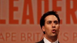Ed Miliband wint broederstrijd
