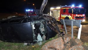 Zwaargewonde na ongeval in Landskouter
