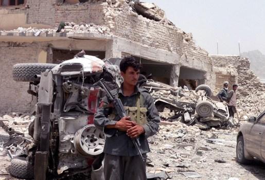 Gezin gedood bij ontploffing in Afghanistan