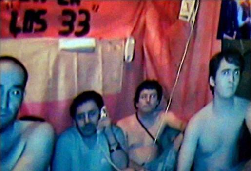 Chileense mijnwerkers ruziën om als laatste gered te worden