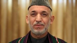 Afghaanse president heeft contact met taliban