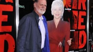 Helen Mirren van karton op première 'Red'