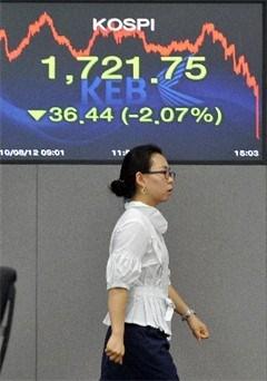 Kleine winsten op Aziatische beurzen