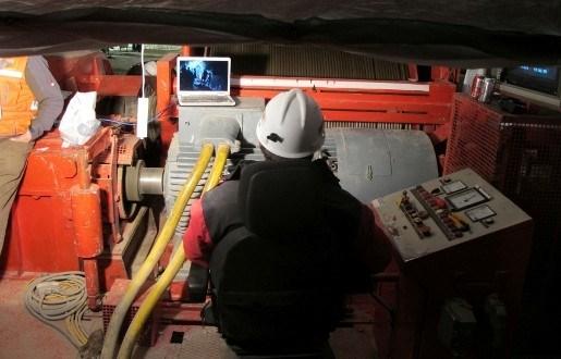 Minnares gooit roet in het eten voor Chileense mijnwerker