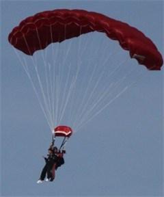 Gezocht: parachutisten