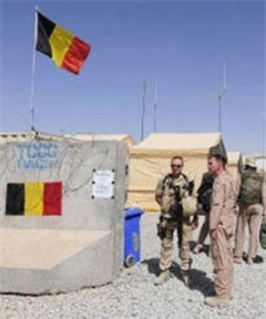 België stuurt geen extra troepen naar Afghanistan