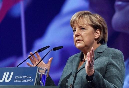 """Merkel: """"Multiculturele samenleving een flop"""""""