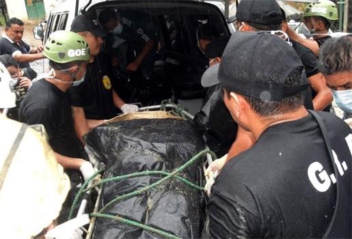 Twee van de vier mijnwerkers in Ecuador zeker dood