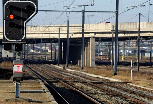 24-urenstaking spoorwegen van start