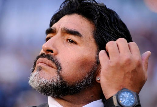 Maradona blij dat octopus Paul dood is