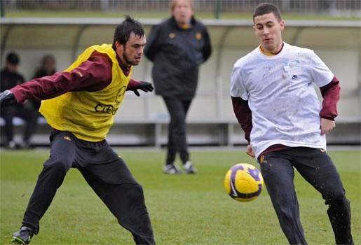 Eden Hazard en Steven Defour samen naar Liverpool?