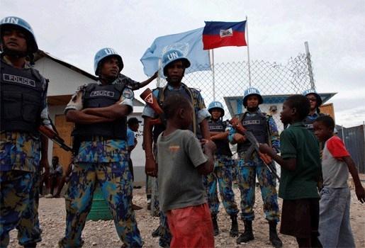 Haïti houdt adem in voor doortocht Tomas