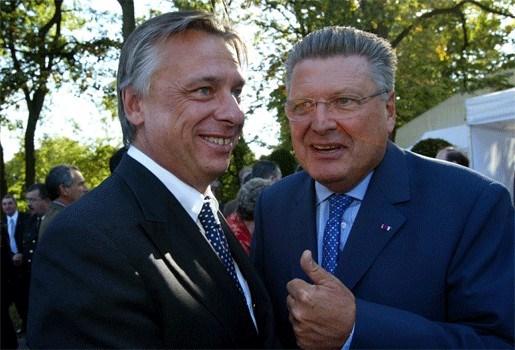 Voormalig minister Antoine Duquesne (69) overleden